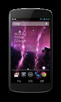Screenshot of 3D Parallax Background