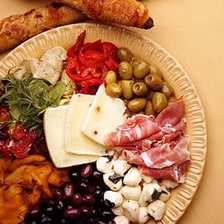 Tuna Olives Antipasto Recipes