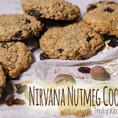 Oat & Nutmeg Cookies (with video)… easy, delicious and totally healthy!