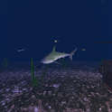 Ocean Floor 3D Wallpaper icon