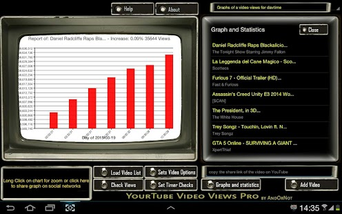 Your Tube Video Views Pro - screenshot