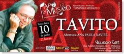 10 de Junho - TAVITO - Flyer
