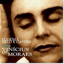 EUGENIA MELO E CASTRO - Canta Vinícius