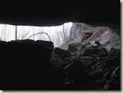 Cave entrance