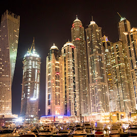 Dubai by Thomas ST0LL - City,  Street & Park  Skylines