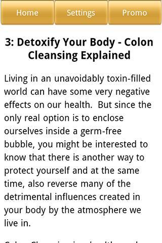 玩醫療App|Colon Cleanse Guide免費|APP試玩