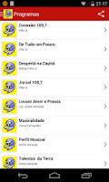 Screenshot of Evangélica FM