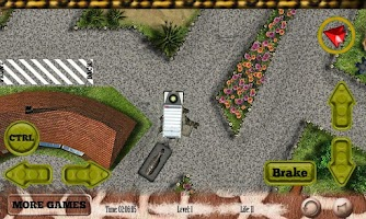 Screenshot of Zoo Parking