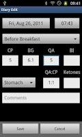 Screenshot of DAFNE Online Android