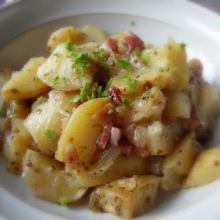 German Potato Salad Mustard Vinegar Recipes