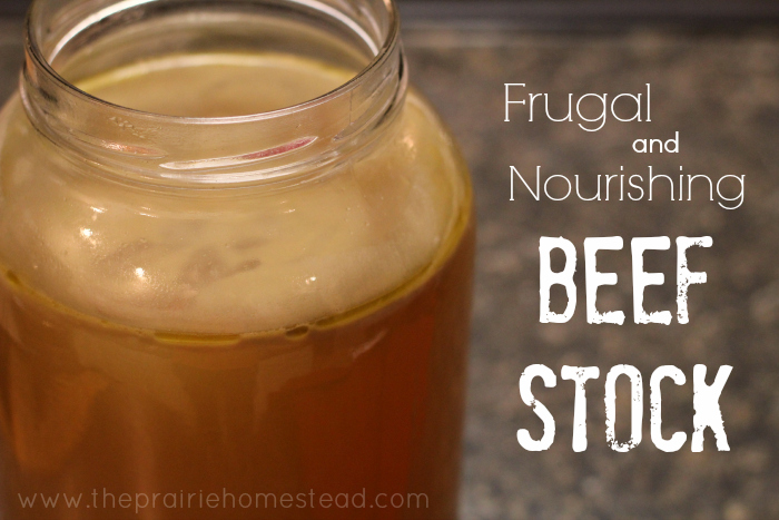 How to Make Beef Stock Recipe | Yummly
