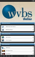 Screenshot of WVBS