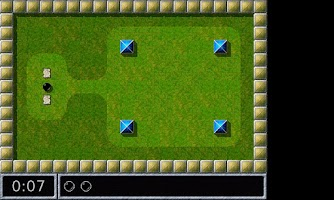 Screenshot of enigma