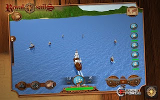 Screenshot of Royal Sails Free