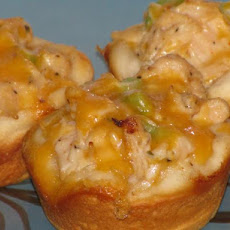 Chicken Salad Cups
