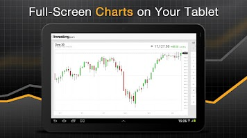 Screenshot of Stocks, Forex, Futures & News