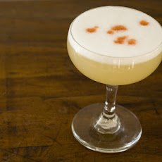 Drinking in Season: Meyer Lemon Pisco Sour