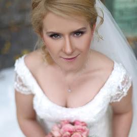 Bride-Gelin by Mahmut Sami - Wedding Bride ( #bride, #gelin, #wedding, #düğün )