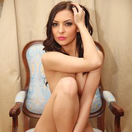 by Elena Cosma - Nudes & Boudoir Artistic Nude
