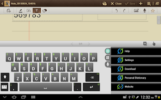 Screenshot of iKnowU Tablet REACH FREE