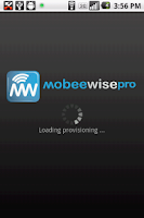 Screenshot of mobeewisePro - VoIP Dialer