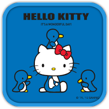 Hello Kitty Penguin Theme