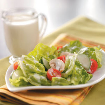 Creamy Garlic Dressing