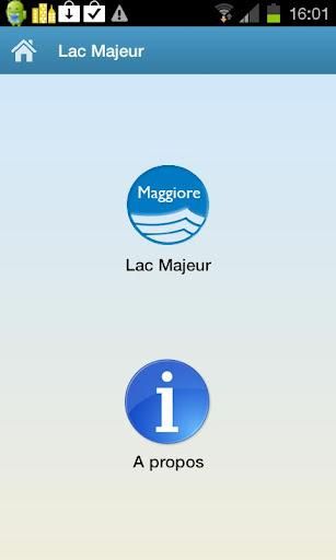 Lake Majeur - Lago Maggiore
