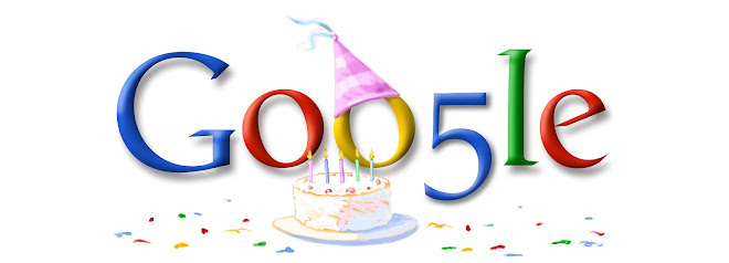 Google's 5th Birthday