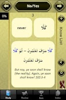 Screenshot of Quranic Words-Understand Quran