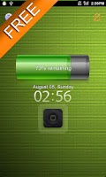 Screenshot of MLT - LS Battery Meter Free