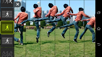 Screenshot of Motion Shot