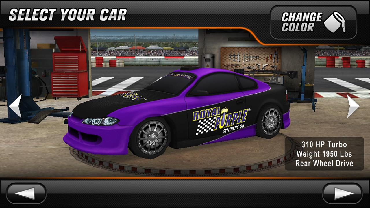 Drift Mania Championship Screenshot 1