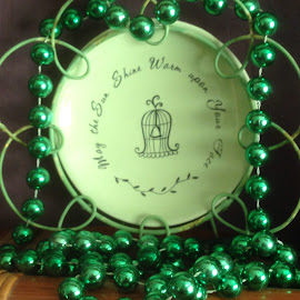 Irish blessing by Mary Whitworth - Novices Only Objects & Still Life