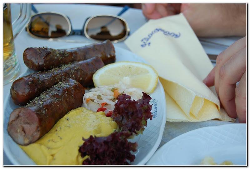 comer em Grecia