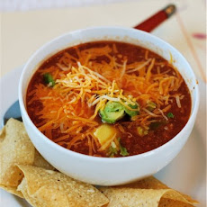 Slow Cooker Tortilla Soup