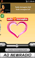 Screenshot of Radio Immagine - Latina - Soft
