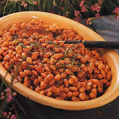 Spicy Chipotle Baked Beans Recipe | Yummly