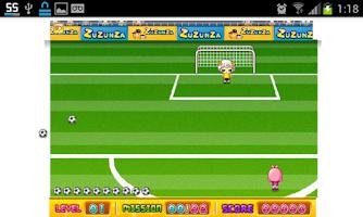 Screenshot of Juegos de fútbol Gratis