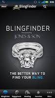 Screenshot of BlingFinder - Engagement Rings