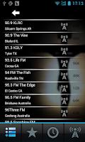 Screenshot of Christian Contemporary Radio