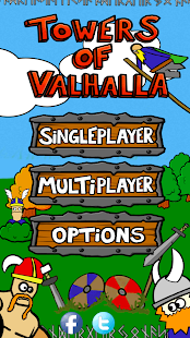 Towers of Valhalla - screenshot