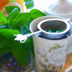 Lavender Herbal Tea Blend