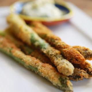 Asparagus Cheese Mayonnaise Recipes