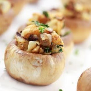 Raw Mushrooms Recipes