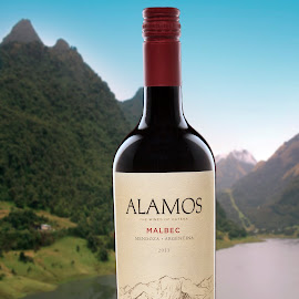 ALAMOS MALBEC by Thomas Crown - Food & Drink Alcohol & Drinks ( wine, alamos )
