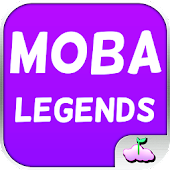 App MOBA Legends CS Jungle Gold APK for Kindle