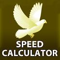 PIGEON RACING SPEED CALCULATOR icon