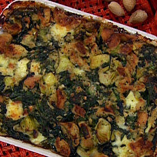 Savory Spinach and Artichoke Stuffing