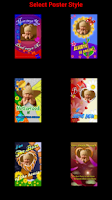 Screenshot of Baby Posters
